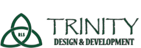 Trinity Design and Development Logo